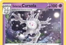 Galarian Cursola