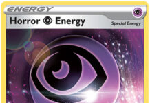 Horror P Energy