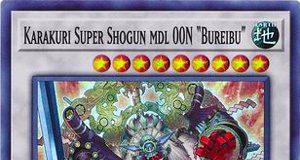 """Karakuri Super Shogun mdl 00N """"Bureibu"""""""