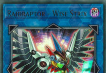 Raidraptor - Wise Strix