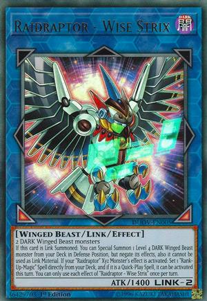 Raidraptor - Wise Strix