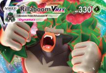 Rillaboom VMAX