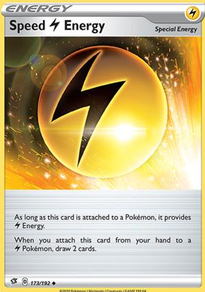 Speed L Energy