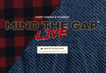 Mind The Gap LIVE!
