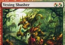 Vexing Shusher