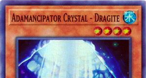 Adamancipator Crystal - Dragite