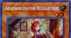 Adamancipator Researcher