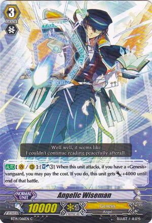 Angelic Wiseman