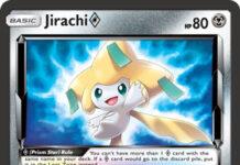 Jirachi Prism Star