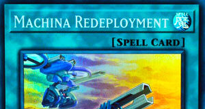 Machina Redeployment