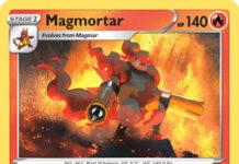 Magmortar Rebel Clash