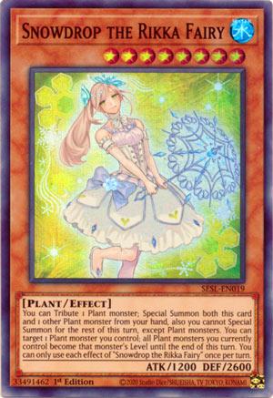 Snowdrop the Rikka Fairy
