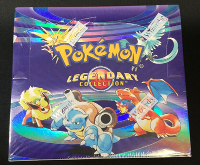 Pokemon - Sealed box - Legendary Collection