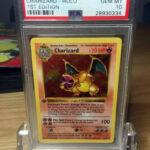PSA 10 1st Edition Shadowless Charizard Base Set Pokemon Game GEM MINT THICK