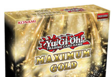 Yu-Gi-Oh! TCG -- Maximum Gold