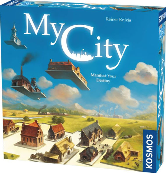 My City Board Game