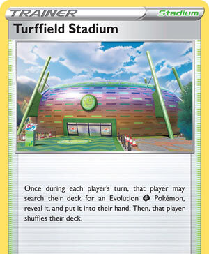 Turffield Stadium