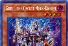 Girsu, the Orcust Mekk-Knight