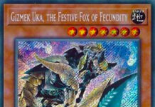 Gizmek Uka, the Festive Fox of Fecundity