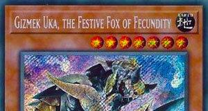 Gizmek Uka, the Festive Fox of Fecundity