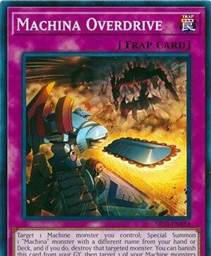 Machina Overdrive