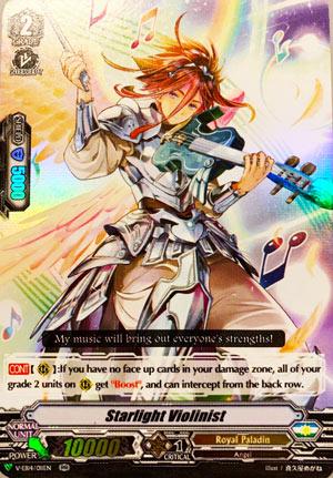 Starlight Violinist