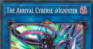 The Arrival Cyberse @Ignister