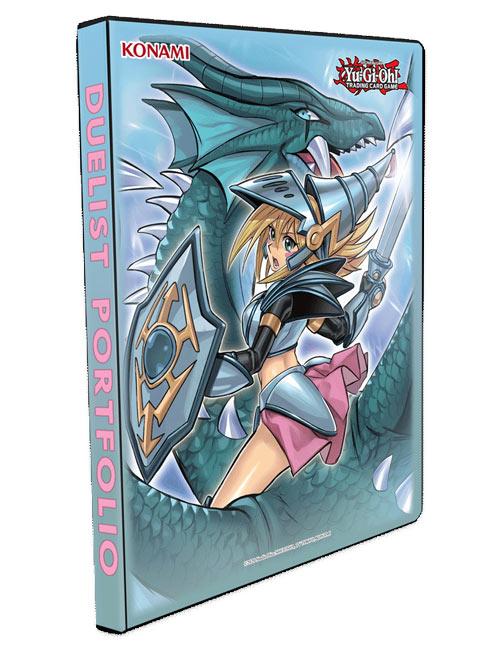 Dark Magician Girl the Dragon Knight 9-Pocket Duelist Portfolio!
