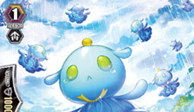 Rain Elemental, Zarzan