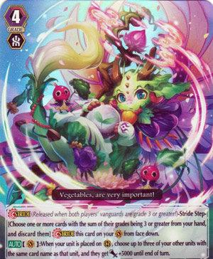 Sacred Tree Dragon, Multivitamin Dragon