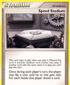 Speed Stadium (Diamond & Pearl DP 114)