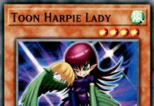 Toon Harpie Lady