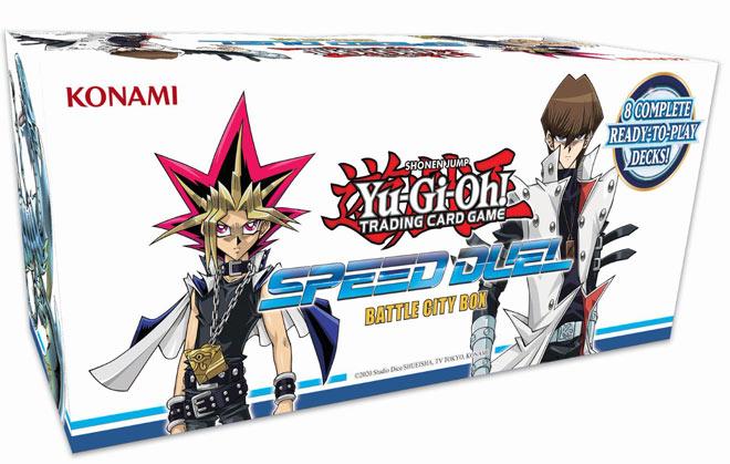 Speed Duel Box