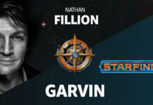 Starfinder features an exceptional voice cast of 13 actors, including Nathan Fillion