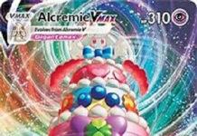 Alcremie VMAX