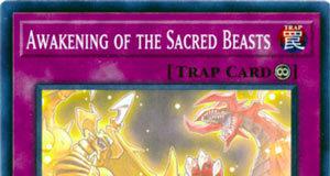 Awakening of the Sacred Beasts