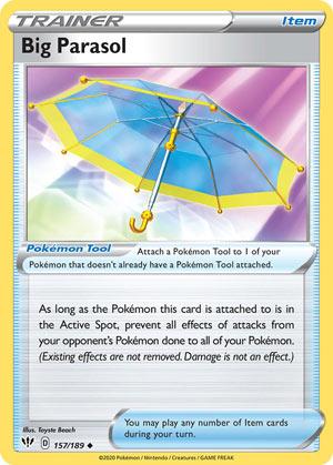 Big Parasol