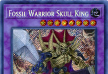 Fossil Warrior Skull King
