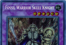 Fossil Warrior Skull Knight