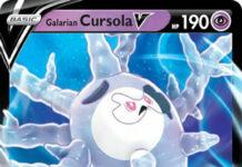 Galarian Cursola V