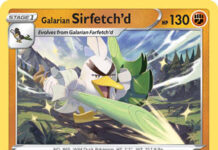 Galarian Sirfetch'd