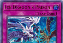 Ice Dragon's Prison
