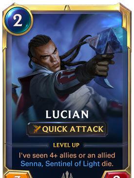 Lucian - Legends of Runeterra Review