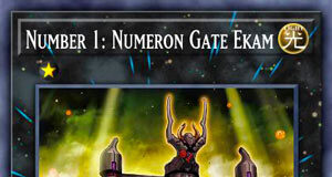 Number 1: Numeron Gate Ekam