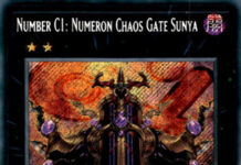 Number C1: Numeron Chaos Gate Sunya