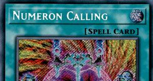 Numeron Calling