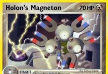 Holon's Magneton