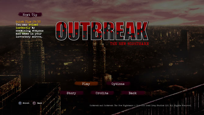 Outbreak: The New Nightmare arrives on PS4