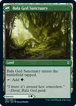 Bala Ged Sanctuary