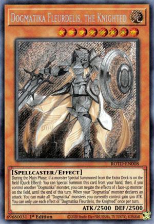 Dogmatika Fleurdelis, the Knighted